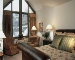 Beaver Creek CO-Lodging holiday-McCoy Peak Lodge-1 Bedroom Condominium Max Occup 4