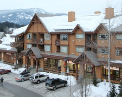 Whistler Blackcomb-Lodging trek-Marketplace Lodge