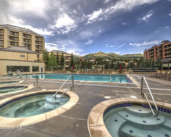 Breckenridge CO-Lodging vacation-Main Street Junction-1 Bedroom Condominium Max Occup 4
