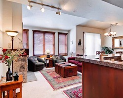 Breckenridge CO-Lodging travel-Main Street Junction-1 Bedroom Condominium Max Occup 4