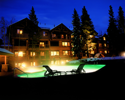 Breckenridge CO-Lodging excursion-Mountain Thunder Lodge