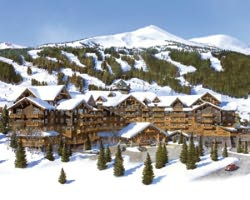 Breckenridge CO-Lodging travel-One Ski Hill Place