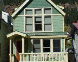 Telluride Colorado-Lodging trip-Pacific Street Townhomes - Alpine Lodging