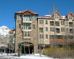 Telluride Colorado-Lodging trek-Palmyra Condominiums - Alpine Lodging