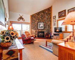 Breckenridge CO-Lodging trek-Park Place Condominiums-2 Bedroom Condominium Max Occup 6-8