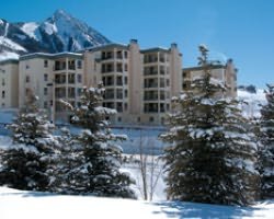 Crested Butte Colorado-Lodging tour-Plaza Condominiums - CBMR