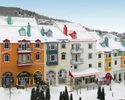 Mt Tremblant Quebec-Lodging excursion-Place St-Bernard - Les Suites Tremblant