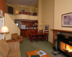 Mt Tremblant Quebec-Lodging tour-Place St-Bernard - Les Suites Tremblant