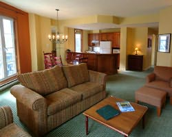 Mt Tremblant Quebec-Lodging travel-Place St-Bernard - Les Suites Tremblant