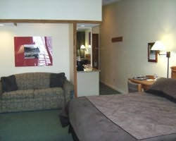 Snowmass CO-Lodging holiday-Pokolodi Lodge-Hotel Room Upper Level