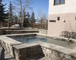 Steamboat CO-Lodging trek-Ptarmigan House Condominiums-2 Bedroom 2 Bath Condo Max Occup 6