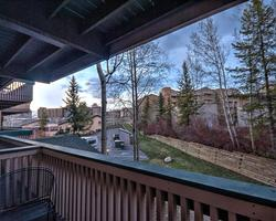 Steamboat CO-Lodging outing-Ptarmigan House Condominiums-2 Bedroom 2 Bath Condo Max Occup 6
