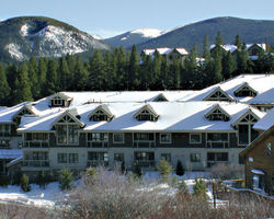 Breckenridge CO-Lodging outing-Riverbend Lodge-2 Bedroom Condominium Max Occup 6