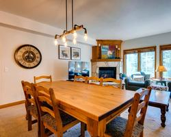 Breckenridge CO-Lodging weekend-Riverbend Lodge-2 Bedroom Condominium Max Occup 6