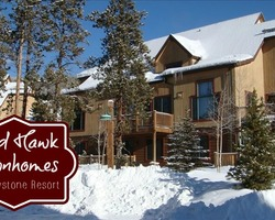Keystone CO-Lodging holiday-Red Hawk Townhomes