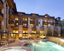 Vail CO-Lodging trip-The Sebastian - Vail