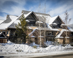 Whistler Blackcomb-Lodging trek-Lagoons at Stoney Creek - Whistler Premier-1 Bedroom Condominium Max Occup 4