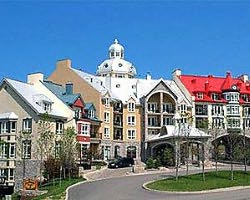 Mt Tremblant Quebec-Lodging travel-Sommet Des Neiges