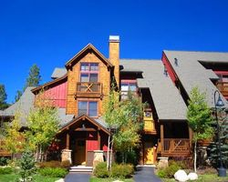 Keystone CO-Lodging outing-Seasons Townhomes