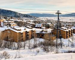Steamboat CO-Lodging holiday-Ski Inn Condominiums