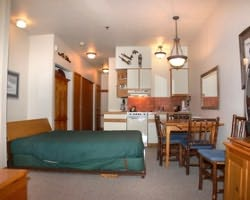Steamboat CO-Lodging vacation-Snowflower Condominiums-2 Bedroom Condominium Max Occup 6