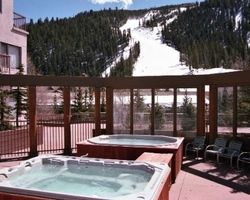 Keystone CO-Lodging expedition-Slopeside Condominiums