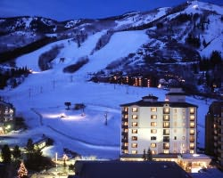 Steamboat CO-Lodging vacation-Sheraton Steamboat Resort-1 Bedroom Mountain Suite Max Occup 2