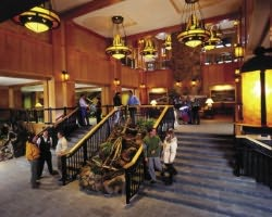 Steamboat CO-Lodging travel-Steamboat Grand Resort Hotel-1 Bedroom 1 Bath Condo Max Occup 4