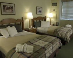 Steamboat CO-Lodging tour-Steamboat Grand Resort Hotel-2 Bedroom King Queen 2 Bath Condo Max Occup 6-8