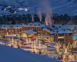 Ski Vacation Package - Sun Valley Lodge