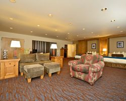 Jackson Hole-Lodging holiday-The Lexington Trapper Inn Suites