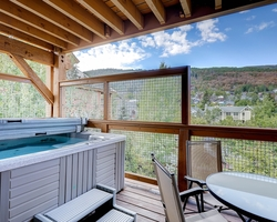 Park City UT-Lodging holiday-Town Pointe