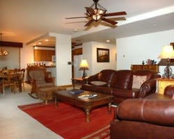Steamboat CO-Lodging vacation-Torian Plum Condominiums-1 Bedroom Platinum Condominium Max Occup 4