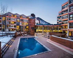 Vail CO-Lodging vacation-Vail Spa Condominiums