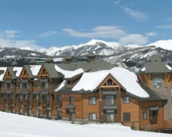 Big Sky MT-Lodging outing-Village Center Ski Suites - Big Sky Resort-1 Bedroom Condo Max Occup 4-6