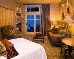 Big Sky MT-Lodging trip-Village Center Ski Suites - Big Sky Resort-1 Bedroom Condo Max Occup 4-6
