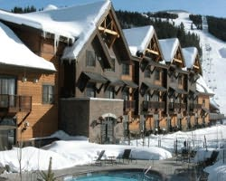 Big Sky MT-Lodging vacation-Village Center Ski Suites - Big Sky Resort-1 Bedroom Condo Max Occup 4-6