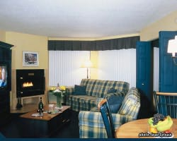 Mt Ste Anne Quebec-Lodging travel-Village Touristique Condos