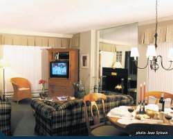 Mt Ste Anne Quebec-Lodging holiday-Village Touristique Condos