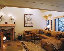 Vail CO-Lodging excursion-Vail Racquet Club Mountain Resort-1 Bedroom Condominium Max Occup 4