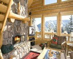 Big Sky MT-Lodging expedition-White Grass Home