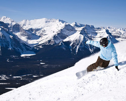 Banff Lake Louise Sunshine-Special Hot Deal vacation-Get Your 5th Night Free at Douglas Fir Resort