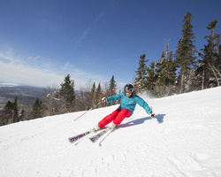 Ski Vacation Package - 5th Night FREE at Chateau Mont Sainte Anne. Save up to $120 per person!!!