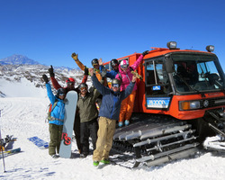 Ski Arpa Chile-Special Hot Deal outing-Ultimate South America Skiing Riding Tour - Heli Ski Cat Ski plus Chile s top resorts -4 nights accommodation 5 ski days all transfers