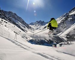 Ski Arpa Chile-Special Hot Deal tour-Ultimate South America Skiing Riding Tour - Heli Ski Cat Ski plus Chile s top resorts -4 nights accommodation 5 ski days all transfers