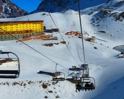Portillo Chile-Special Hot Deal excursion-17th Annual Chilean Wine Week at Portillo -7 Nights Accommodation 4 Meals Daily Wine Week Festivities Unlimited Ski Pass