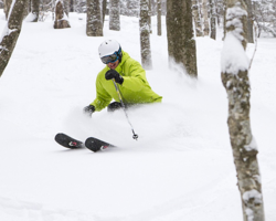 Ski Vacation Package - January/February Weekend Savings at Rivergreen Resort from $106 per person, per night!