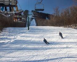 Ski Vacation Package - Jay Peak goes
