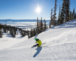 Ski Vacation Package - Start your Christmas Vacation early and get TWO FREE ski days at Jackson Hole!