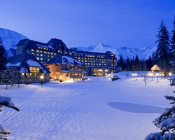 Ski Vacation Package - Hotel Alyeska